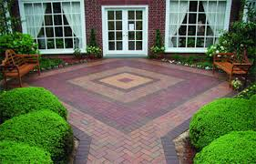 Types Of Pavers For Patio Concrete Paver Patio Designs Different Types Of Paver Designs