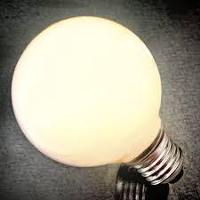 6w led e27 e26 globe light bulb in white or warm white g80 g95 g125
