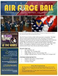 travis air force gala home facebook