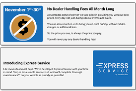 mercedes service prices mercedes of denver mercedes dealership in denver