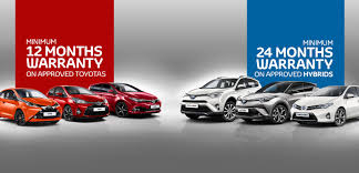 lexus used car warranty uk toyota used cars pre owned vehicles approved by toyota plus