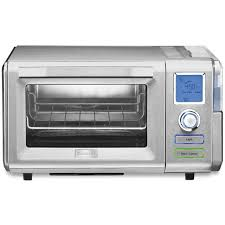 Toaster Reviews 2014 Cooking With Cuisinart Combo Steam Convection Oven Review