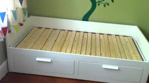 bedding brimnes bed framestorage and headboard double ikea daybed
