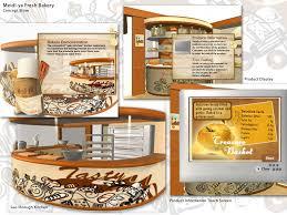 Kitchen Design Store 3d Environmental Concept Store Design By Vickylee Suet Mun At