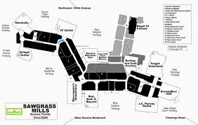 Destiny Mall Map The Shopping Mall Museum August 2010