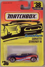 75 stingray corvette sf0388 model details matchbox