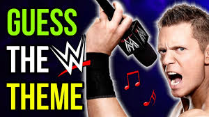 theme song quiz wwe wwe theme song quiz whose speaking youtube