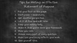 Doctoral Letter Of Intent by 10 Tips For Writing An Effective Statement Of Purpose Youtube