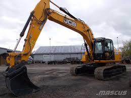 used jcb js 220 lc t4f oilquick 70 55 crawler excavators year