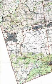 Lebanon Hills Map Lebanon County Pennsylvania Township Maps