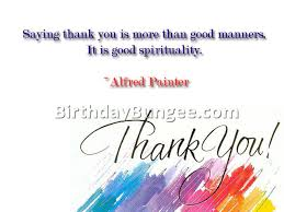 Happy Birthday Thank You Quotes Birthday Thank You Quotes 5 Best Birthday Resource Gallery