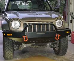 jeep liberty front bumper custom front bumper jeepforum com