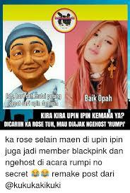 Meme Komik Kpop - 25 best memes about opah opah memes