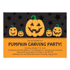 party city coupons halloween 201 21 best pumpkin carving party invitations images on pinterest