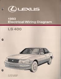 lexus ls400 usa 1993 ls400 1uz fe wiring diagram yotatech forums