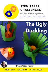 stem tale the ugly duckling fairy tale stem activity momgineer