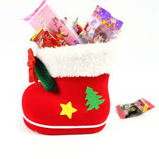 sale decoration christmas candy sock gift bag christstmas