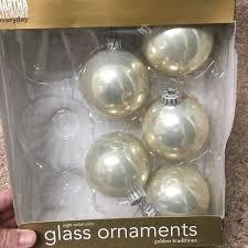 best martha stewart glass ornaments for sale in pensacola florida
