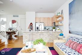 Organizing A Living Room by How To Organize A Small Space With Style Think Make Share
