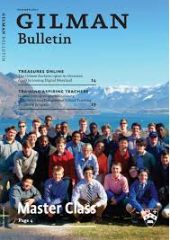 lexus amanda ronnie fall 2017 gilman bulletin by gilman issuu