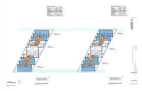 Condominium Floor Plans Jade Signature Condominium Floor Plans And Preconstruction Prices