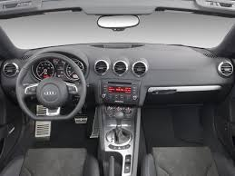 audi dashboard image 2009 audi tt 2 door rdstr at 2 0t fronttrak prem dashboard