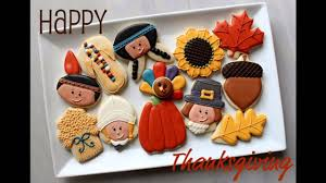 awesome thanksgiving cookie decorating ideas