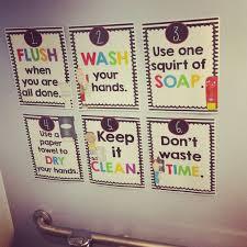 How To Decorate Nursery Classroom School Bathroom Decorating Ideas Dayri Me