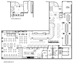Floor Plans For A Restaurant by Desmond U0027s Steakhouse Goldman Design Group