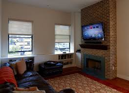 television over fireplace tv over gas fireplace how to mount and hide wires next ideas on