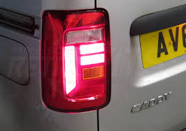 new facelift caddy lights