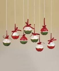 look at this zulilyfind gingerbread jingle bell ornament set