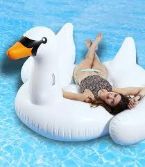 amazon pool floats bodacious 60 inch 150cm ride on swim ring inflatable giant flamingos