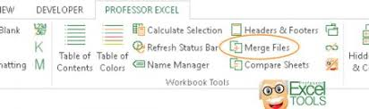 merge excel files 5 simple ways of combining excel workbooks