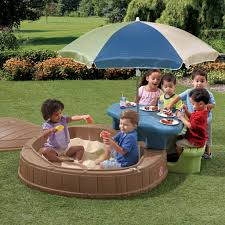 step 2 water table with umbrella fun step ly playful sand water center free shipping similiar step