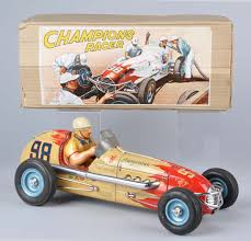 japanese race cars morphy auctions to offer robots european toy cars may 30 31