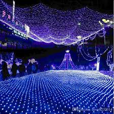 cheap 220v 10 8m 2600 led net lights string light chrismas