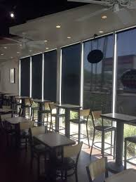 Solar Shades For Patio Doors Blinds Solar Shades In School Classroom Window Commercial
