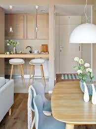 amenagement cuisine ferm馥 ideas de decoración para departamentos pequeños departamentos