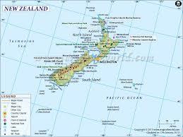 auckland australia map new zealand map