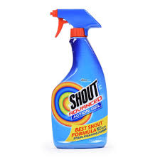 shout triple acting stain remover spray 30 ounces walmart com