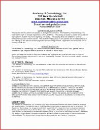 cosmetology resume template 50 awesome cosmetology resume sles resume writing tips resume