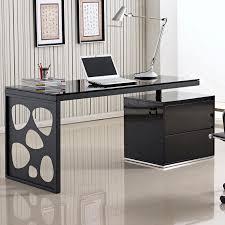 Modern Computer Desk Brayden Studio Waugh Modern Computer Desk Reviews Wayfair