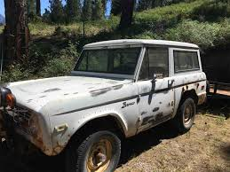 classic ford bronco for sale on classiccars com 141 available