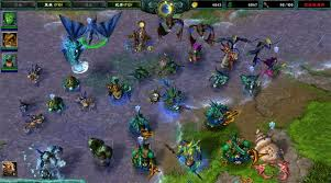 mod for online game warcraft iii the frozen throne game mod warcraft iii mod nirvana v