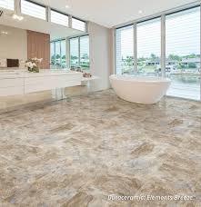 patterned bathroom floor tiles devon stone grey feature tile