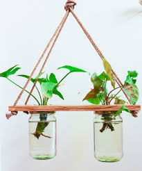 buy set of 2 jar hanging planter u2022 barish