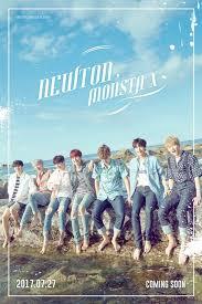 song mv review monsta x newton allkpop