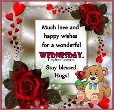 much and happy wishes for a wonderful wednesday stay blessed