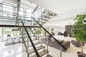7 ultra modern staircases modern stair railing balustrades2 stair railing design